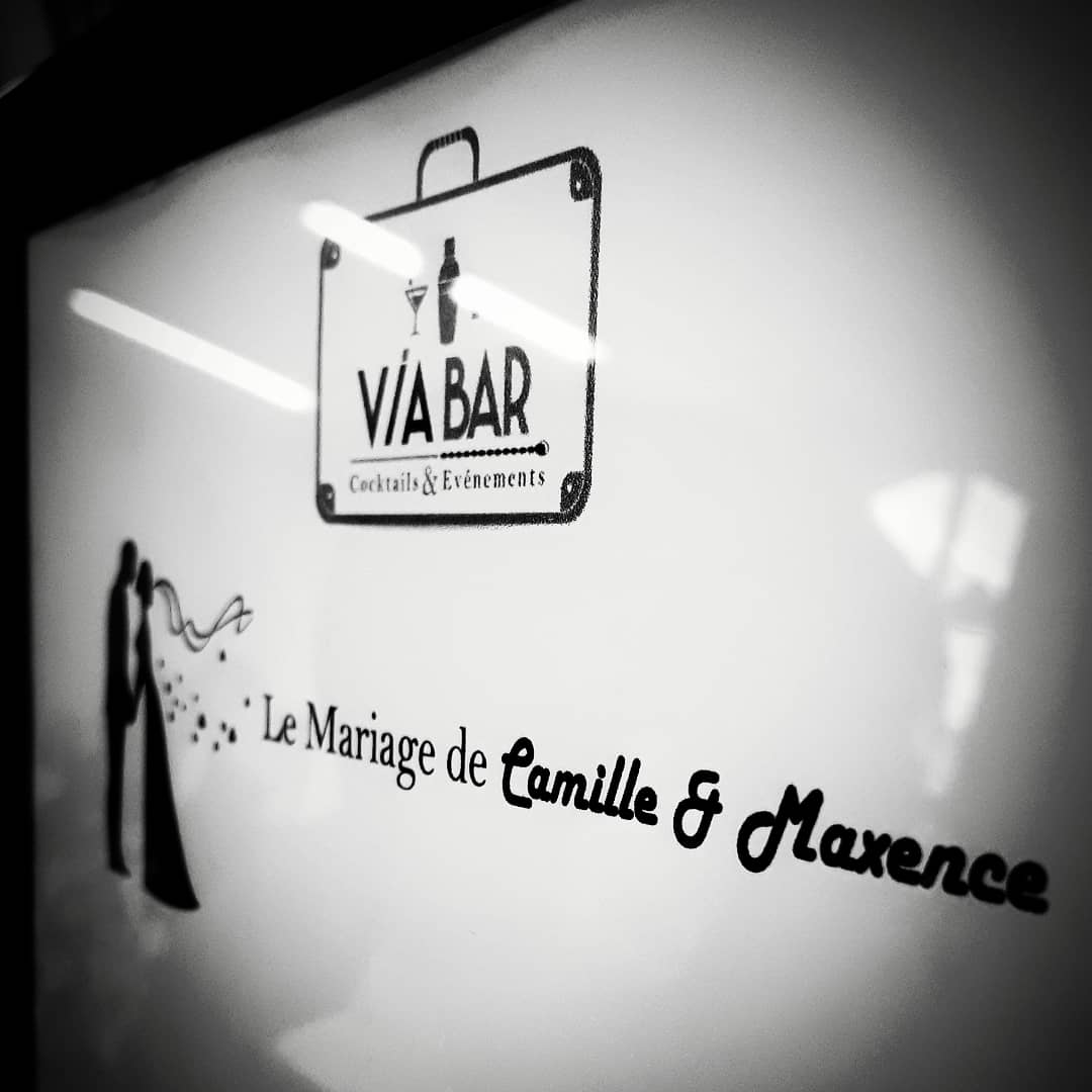 viabar weeding marriage cocktails barman a domicile evenement #offrezvousunbarman bartender lille nord pas calais events hauts de france cocktail signature mojito